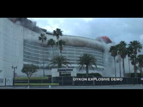 Dykon Explosive Demolition Amway Arena March 25, 2012.avi