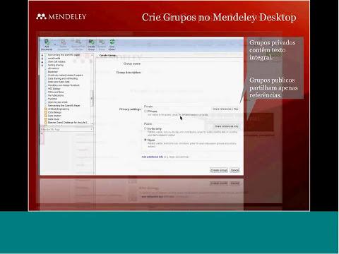Apresentacao Mendeley (em Portugues).wmv