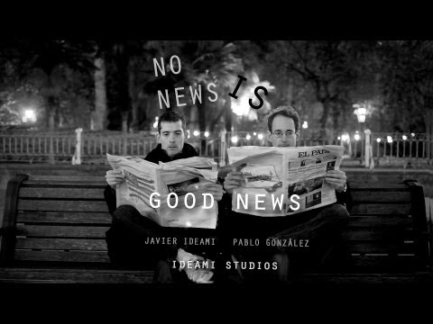 No News is Good News | How the negativity of media impacts our health and stress levels