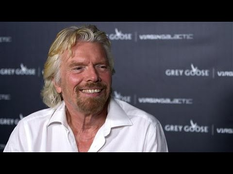 Branson: Virgin Galactic Into Space by Christmas