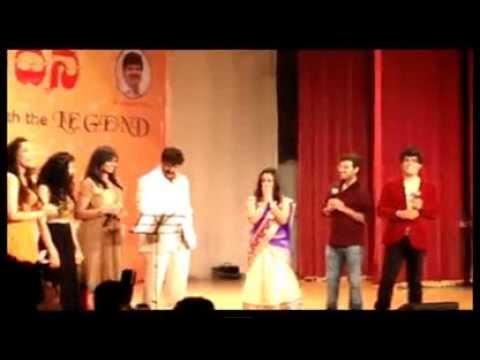Balayya H0t Singing & Dance With Anchor Reshmi....Fun At Peeks