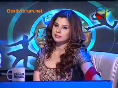 Shweta Tiwari In Dance Sangram 6th Feb Part 1 video
