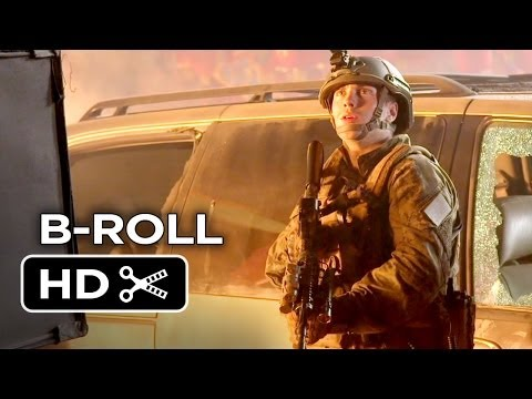 Godzilla B-ROLL Part 2 (2014) - Aaron Taylor-Johnson, Gareth Edwards Movie HD