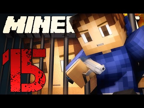 MOVED TO HARDCORE PRISON Minecraft Prison: JAIL BREAK EPISODE 15