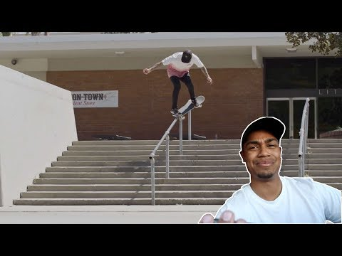 Nyjah Huston | Till Death Street Part (Review)