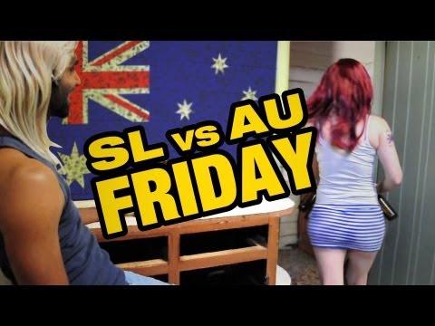 Sri Lankans Vs Aussies: Friday