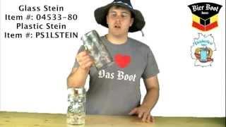 1 Liter Oktoberfest Beer Steins