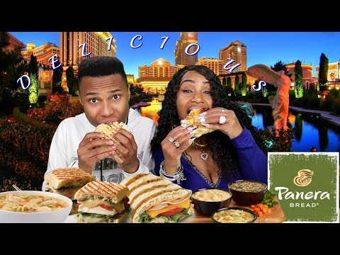 Panera Bread with It's Darius Two