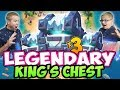 MY SON OPENS 3 LEGENDARY KING'S Chests and WE FACE OFF! HUGE FATHER SON Challenge!