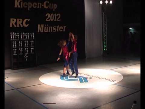 Malin Habitzki & Felix Zoll - Kiepen Cup 2012