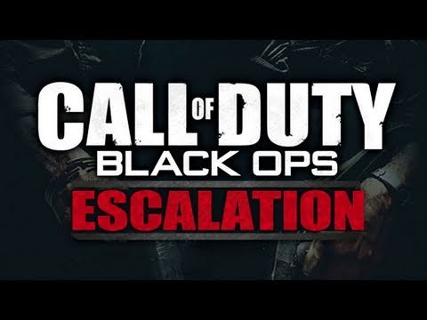 Call of Duty: Black Ops Escalation Map Pack: Hotel Gameplay (HD 720p)