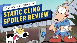 Rocko's Modern Life: Static Cling Review (SPOILERS)
