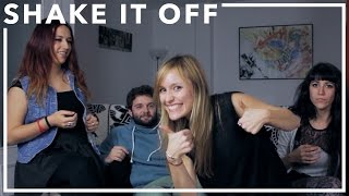 Shake it off - Taylor Swift | Cover (Con Roenlared, ChusitaFashionFever y Bely Basarte)