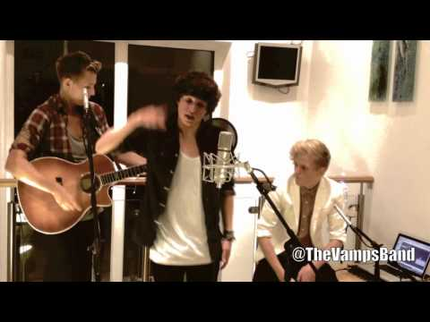 The Vamps - We Are Never Ever Getting Back Together (Taylor Swift Cover) (Live)