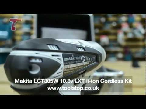 Makita LCT305W 10.8v LXT li-ion White Cordless Kit