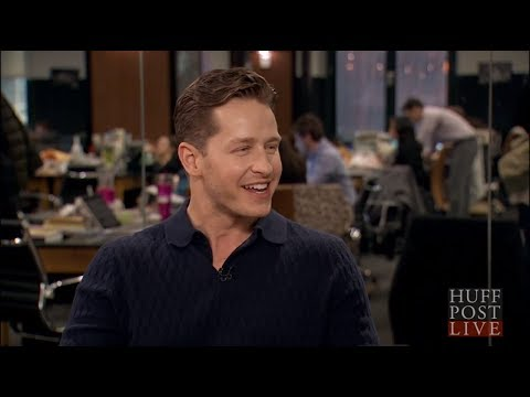 Josh Dallas Interview: My Fiancé Is Expecting