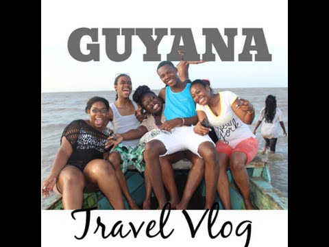Travel Vlog! Ep. 1: GUYANA!!