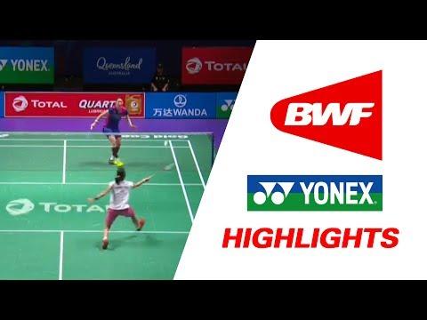 Total Bwf Sudirman Cup 2017 Badminton Day 4 Grp 1b