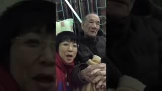 Đầu năm 2017 MC Thảo Vân về thăm Bố đẻ