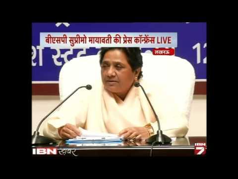 Mayawati Ne Ek Sath Saadha Modi Aur Akhilesh Par Nishana, Kaha- Dono Vifal Dono Bekar