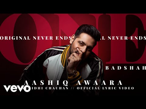 Aashiq Awaara| Feat Sunidhi Chauhan | ONE Album | Official Lyric Video