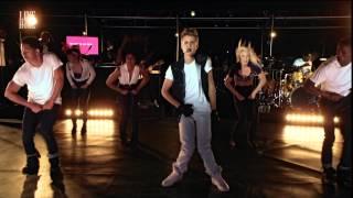 Justin Bieber Video - Justin Bieber - Live@Home - Montparnasse Tower - Full Show
