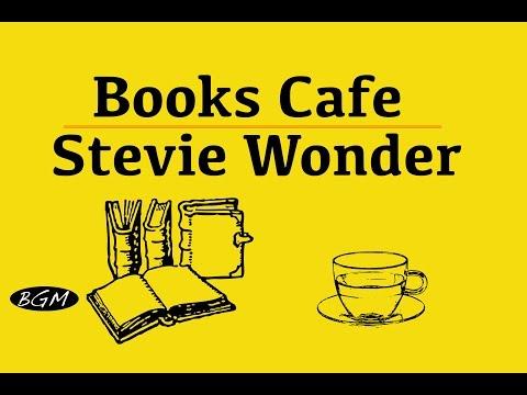 CAFE MUSIC - Stevie Wonder Cover - Relaxing Jazz & Bossa Nova Music