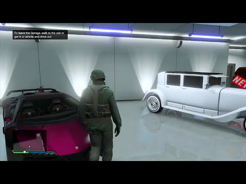 GTA 5 Glitches - Get Any Car Free Glitch - Store Any Car FREE & Give Cars To Friends (GTA 5 Online)