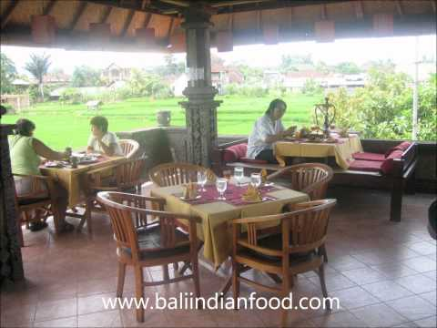 INDIAN DELITES RESTAURANT - UBUD - INDONESIA (BALI INDIAN FOOD)