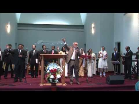 Malayalam Worship Song - Houston Pentecostal Fellowship - City Wide Meeting video