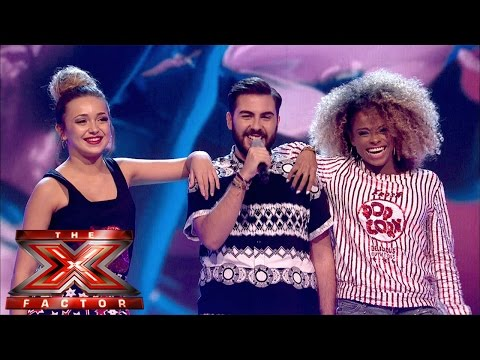 Group Performance | Live Results Wk 2 | The X Factor Uk 2014 video