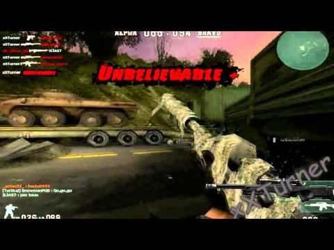 xXTurner TimeToSay UNBELIEVABLE Combat Arms Montage 2