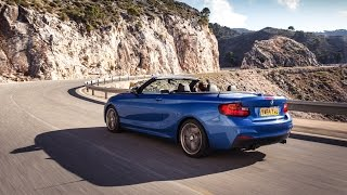 The new 2015 BMW M235i Convertible