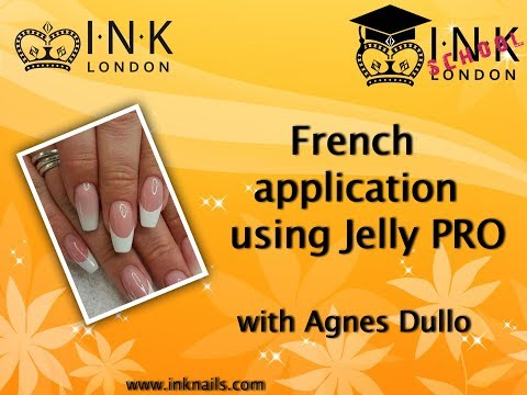 Jelly Pro French application with Agnes Dullo