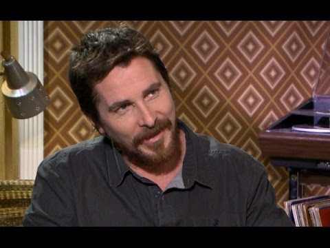 Christian Bale, Jeremy Renner, and Amy Adams Talk American Hustle
