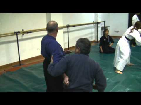Ogawa Ryu Jujutsu Training Moments in the Meeting Image 1