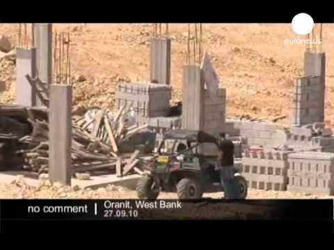Construction begin again as settlement ban expires - no comment