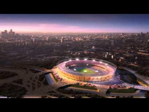 Olympic Stadium, Colindale, London