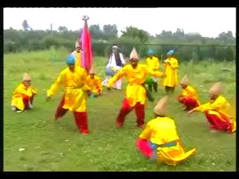 Dambali Dance Of Kashmir video