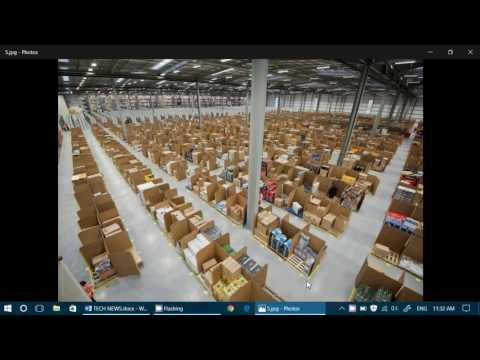 Technology news December 12th 2016 Self Driving cars Amazon scotland popcorn time and more