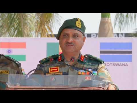 India, African nations begin joint field training exercise thumbnail