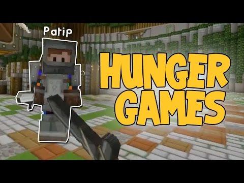 Minecraft - Hunger Games - Patnip!! video