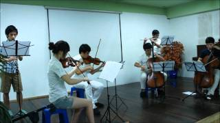 Merry Go Round Of Life Ensemble 인생의 회전목마 앙상블