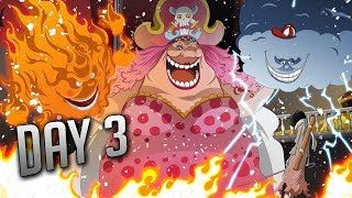 Day 3 of The 12 Days of Anime - The Year of Brook