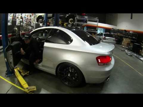 BMW 135i HPF Exhaust Prototype Drive By (w/Downpipes)