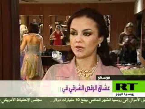 Russia Liom about Yana&Ensemble, New Show AIWEA
