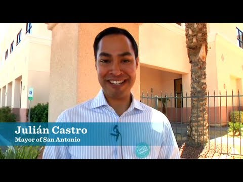 "Mayor Julián Castro ""We Gotta Re-elect President Barack Obama."" - OFA Nevada"