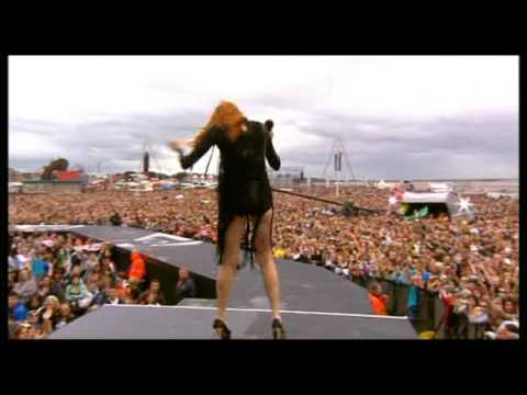 Florence & The Machine Dog Days Are Over (LIVE)