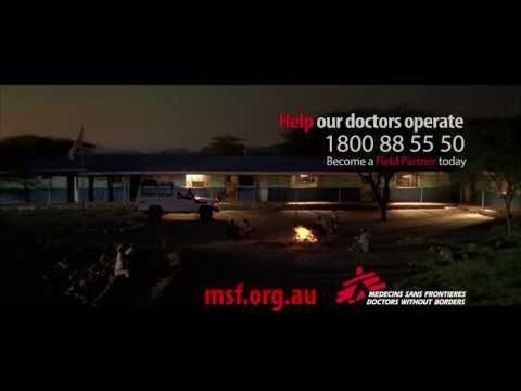 Médecins Sans Frontières Australia TV Ad (90 second version)