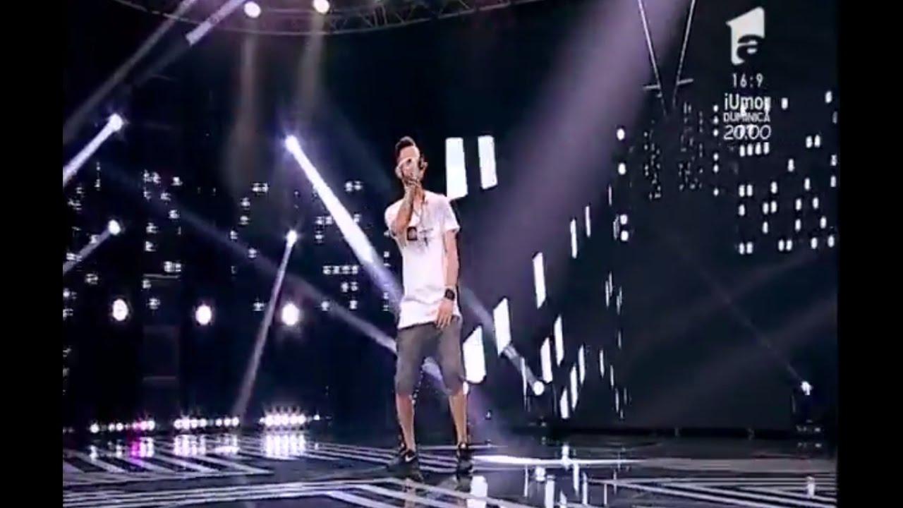 """Andrei Sergiu - """"Felina"""". Vezi aici cum cântă Sergiu la X Factor!"""